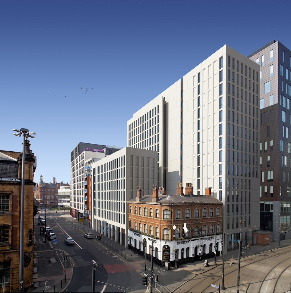 Hotels In Manchester Piccadilly Area