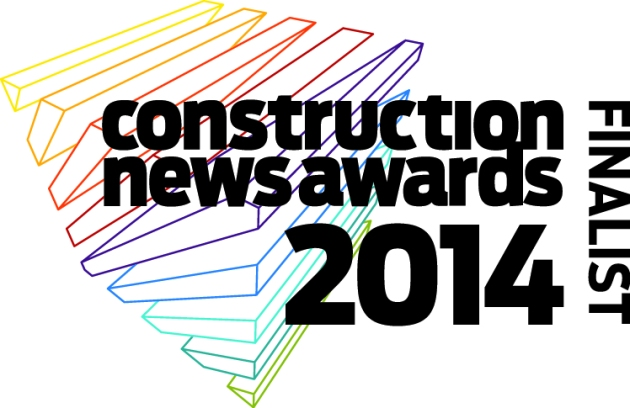 Russells Construction has been shortlisted for the Construction News Awards 2014