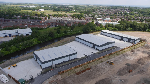 The Bury South Business Park