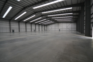 Internal view of the new unit at Victory Park